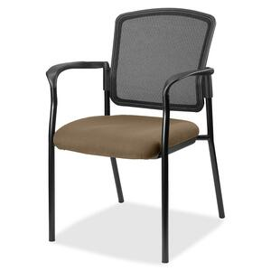 Lorell Breathable Mesh Guest Chairs LLR2310006