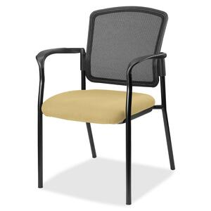 Lorell Breathable Mesh Guest Chairs LLR2310007
