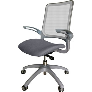 Lorell Vortex Self-Adjusting Weight-Activated Task Chair LLR23551