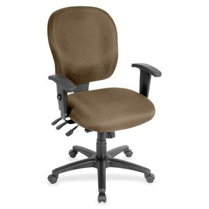 Lorell Adjustable Waterfall Design Task Chair LLR3310006
