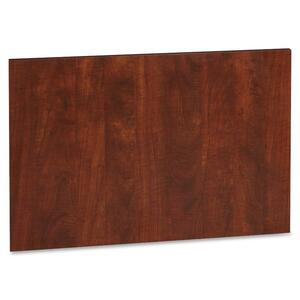 Lorell Accent Series Cherry Laminate Modesty Panel LLR63506