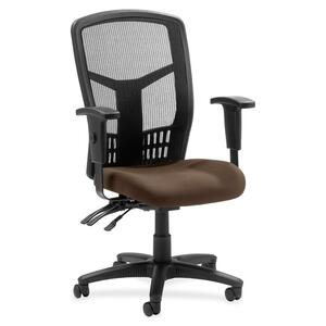 Lorell 86000 Series Executive Mesh High-Back Chair LLR8620008