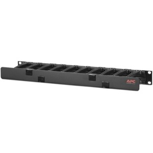 APC Horizontal Cable Manager 1UX4IN
