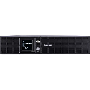 CYBER POWER SYSTEM - DT SB SMART APP LCD 1500VA RT 120V 5-15P LINE-INT 8OUT 5-15R 3YR WARR