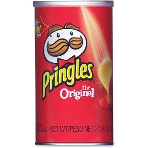 Pringles Grab & Go Original Potato Crisp