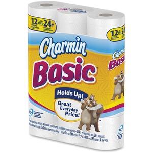 Basic 1-ply Toilet Paper