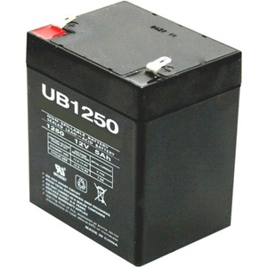 Premium Power Products UPS Battery Pack - 5000 mAh - 12 V DC - Sealed Lead Acid