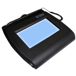 Topaz Siglite Transaction Terminal LCD 4X3 Dual Serial & Hid USB Backlit SE Signature Capture
