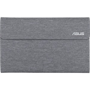 "Asus VersaSleeve Carrying Case (Folio) for 8"" Tablet - Gray - Bump Resistant, Scratch Resistant - Polyester, Polyurethane"