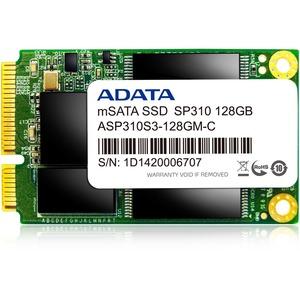 ADATA Premier Pro SP310 128GB mSATA Solid State Drive (SSD)