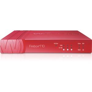 WATCHGUARD FIREBOX T10 W/ 3YR LIVESECURITY