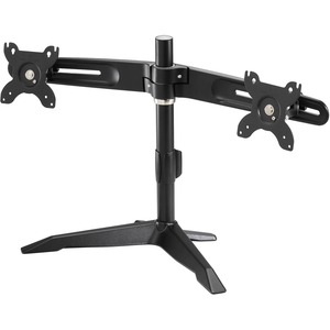 Amer Networks AMR2SU Dual Monitor (Up to 24IN) Mount With Desk Stand