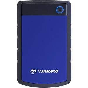 TRANSCEND StoreJet2.5 in H3B, portable HDD (1TB)