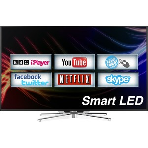 finlux 42 inch smart led super slim tv 42f8075t