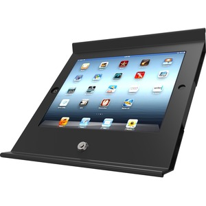Compulocks Slide Basic iPad Air POS Enclosure and Stand Black Works With iPad Air Credit Card RE
