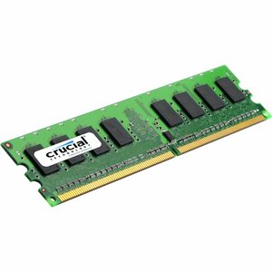 Lexar 32GB DDR3 SDRAM Memory Module - 32 GB (2 x 16 GB) - DDR3 SDRAM - 1333 MHz DDR3-1333/PC3-10600 - 1.35 V - ECC - Registered - 240-pin - DIMM