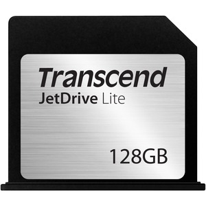TRANSCEND JetDrive Lite 130 MacBook Air 13in Late 2010 - Early 2015 (128GB)