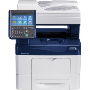 XEROX PRINTER WORKCENTRE 6655/X MFP 36PPMCOL MULTIFUNCTION