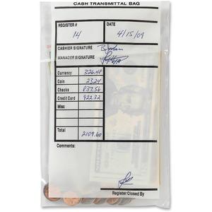 2.75mil Cash Transmittal Bags
