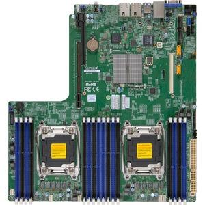 Supermicro Motherboard MBD-X10DDW-I-O E5-2600v3 LGA2011 C612 DDR4 SATA Proprietary WIO