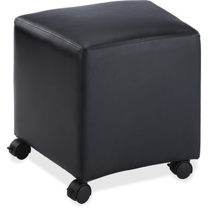 Cube Leather Mobile Seat