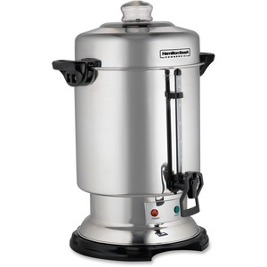 60 Cup Stainless Steel Coffee Urn D50065C