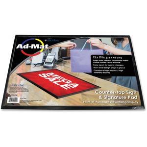Ad-Mat Sign/Signature Pad