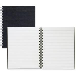 Twin-Wire 9x7 Linen Notebook