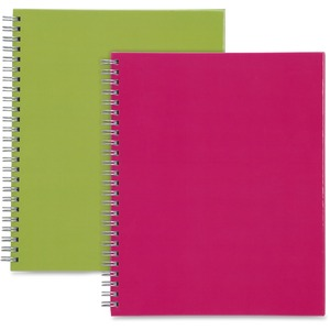 Twin-Wire Professional-Style Notebook