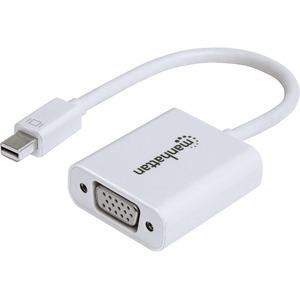 151382. 151382. Manhattan Mini-DisplayPort to VGA Adapter ...