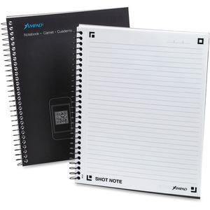 Shot Note Spiral Notebook