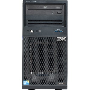 Lenovo Express X3100 M5 Xeon 4C E3-1220V3 80W 3.1GHZ/1600MHZ/8MB 2x8GB O/BAY SS 3.5I Server