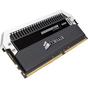 Corsair DOMINATOR® Platinum 1.20V Airflow - DDR4 2666MHz 64GB 8 X 8GB DIMM Memory Kit