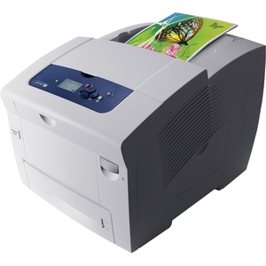 XEROX COLORQUBE 8580N:INK COLOR PRINTER, 51 PPM, 2400 FINEPOINT IMAGE QUALITY, 1 GB MEMOR