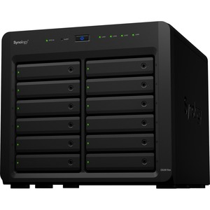 Synology DS3615XS 12BAY Diskless Core I3-4130 4GB DDR3 HDD USB3.0 NAS