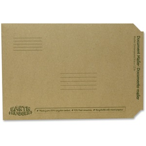 Earth Hugger Photo/Document Mailers