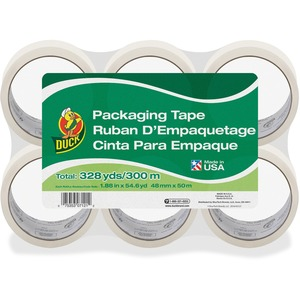 Clear 328 yds Packaging Tape