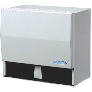 Dura Plus Frost Universal Towel Dispenser