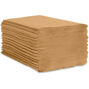 Single-fold Kraft Paper Towels