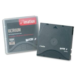 Imation LTO Ultrium 3 Tape Cartridge - LTO Ultrium LTO-3 - 400GB (Native) / 800GB (Compressed) - 1 Pack
