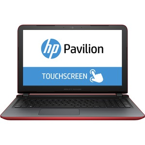 "HP Pavilion 15-AB021CA AMD A6-6310 15.6"" WXGA Touch 4GB 500GB HDD WIN8.1 Laptop ENG/FR"