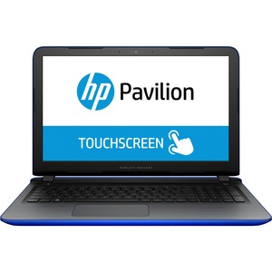"HP Pavilion 15-AB022CA AMD A6-6310 15.6"" WXGA Touch 4GB 500GB HDD WIN8.1 Laptop ENG/FR"