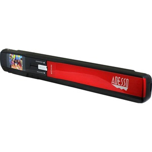 ADESSO EZSCAN 300 - Portable - USB - Color - 900 DPI - Color 1.5 inch TFT LCD Display -