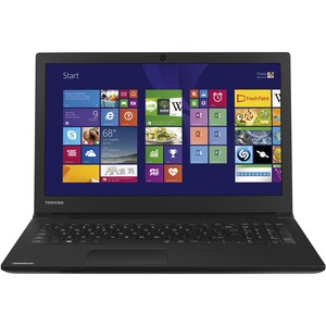 "Toshiba Satellite Pro i7 5500U GeForce 930M 15.6"" WXGA 8GB 750GB HDD WiFi AC Win8.1 Laptop"