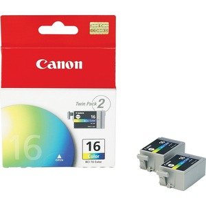 Canon BCI-16 Color Ink Cartridge CNMBCI16