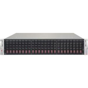 Supermicro CSE-216BE2C-R741JBOD 2U 24X2.5INCH Hotswap JBOD 3x 80X38MM Fan 740W Redundant Power