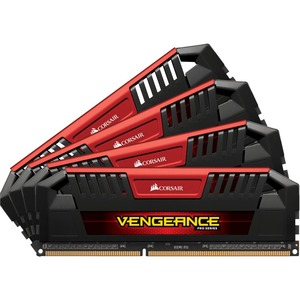 Corsair Vengeance Pro 32GB 4x8GB DDR3L 1600MHz C9 XMP 1.3 1.35V Memory Kit
