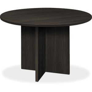 BL Laminate X-base Round Conference Table