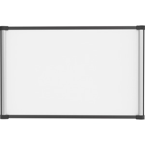 Lorell Magnetic Dry-erase Board - 36 (3 Ft) Width X 24 (2 Ft) Height - Aluminum Steel Frame - Rectangle - 1 Each