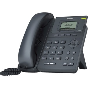 YEALINK ENTRY LEVEL IP PHONE WITH 1 LINE